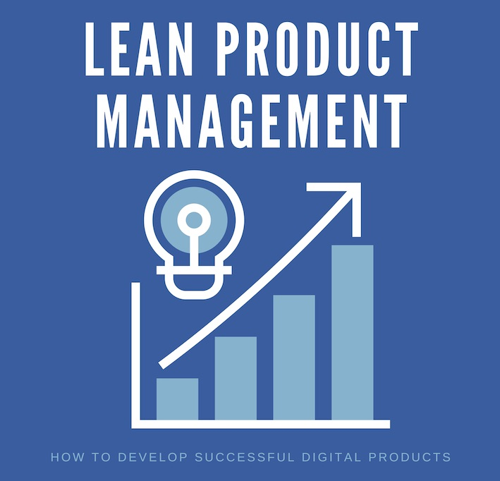 Libro Lean Product Management - Product Management Book - AKTIA Solutions